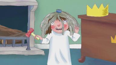 Kleine Prinzessin - Wir Bauen Eine Wippe