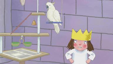 Kleine Prinzessin - Vogelwache