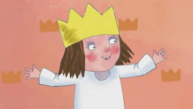 Kleine Prinzessin - Die Prinzessin Sagt