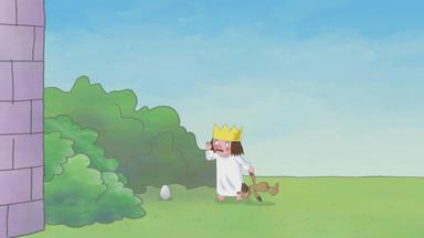 Kleine Prinzessin - Ei-alarm