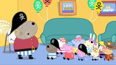 Peppa Pig - Der Piratengeburtstag