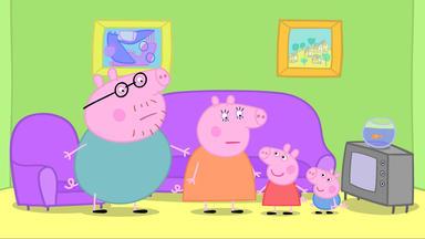 Peppa Pig - Mister Kartoffel Kommt In Die Stadt