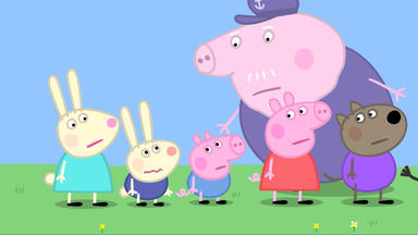 Peppa Pig - Mit Opa Auf Dem Spielplatz