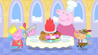 Peppa Pig - Prinzessin Peppa