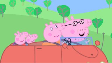 Peppa Pig - Der Regenbogen
