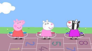 Peppa Pig - Zahlen