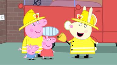 Peppa Pig - Das Feuerwehrauto