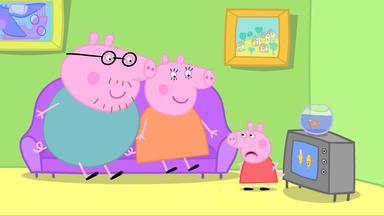 Peppa Pig - Linus Löffel Kommt Zum Spielen