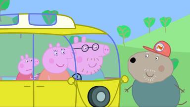 Peppa Pig - Das Wohnmobil