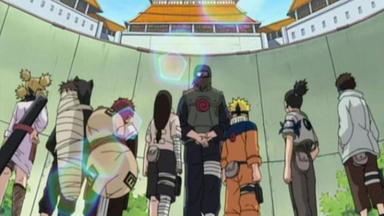 Naruto - Byakugan Gegen Schattendoppelgänger