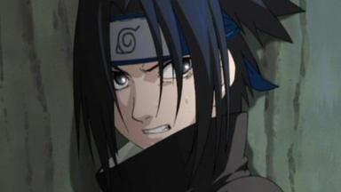 Naruto - Sasukes Entscheidung