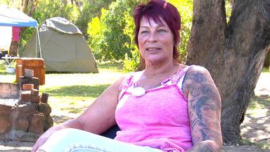 Einmal Camping, Immer Camping - Heute U.a.: Nicki Und Carola In Kapstadt