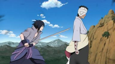 Naruto Shippuden - Das Verbotene Genjutsu