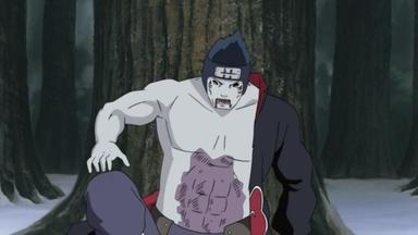 Naruto Shippuden - Ein Haifisch In Aktion
