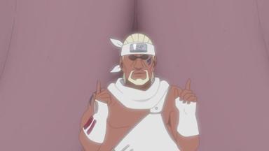 Naruto Shippuden - Die Kampfkunst Der Kage