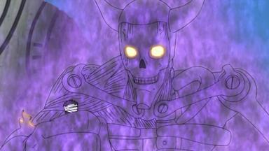 Naruto Shippuden - Danzos Rechter Arm