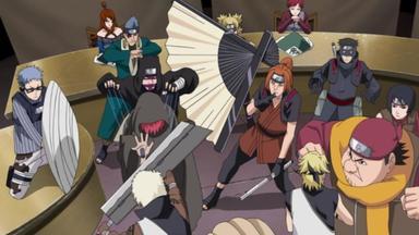 Naruto Shippuden - Eine Allianz Gegen Akatsuki