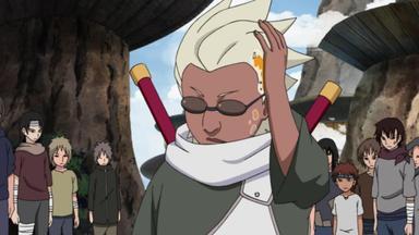 Naruto Shippuden - Das Schicksal, Eine Jinchu-kraft Zu Sein
