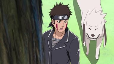Naruto Shippuden - Kibas Entscheidung
