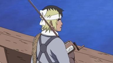 Naruto Shippuden - Der Junge Mann Und Das Meer