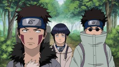 Naruto Shippuden - Freunde, Auf Die Man Sich Verlassen Kann