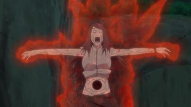 Naruto Shippuden - Minato Gegen Den Neunschwänzigen