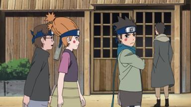 Naruto Shippuden - Eine Lektion Fürs Leben
