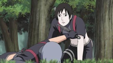 Naruto Shippuden - Sai Und Shin