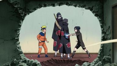 Naruto Shippuden - Dunkle Gefühle