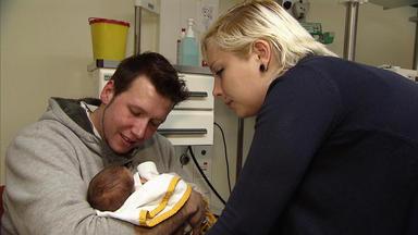 Die Babystation - Jeden Tag Ein Kleines Wunder - Die 21-jährige Vivien Erwartet Ihr Drittes Kind