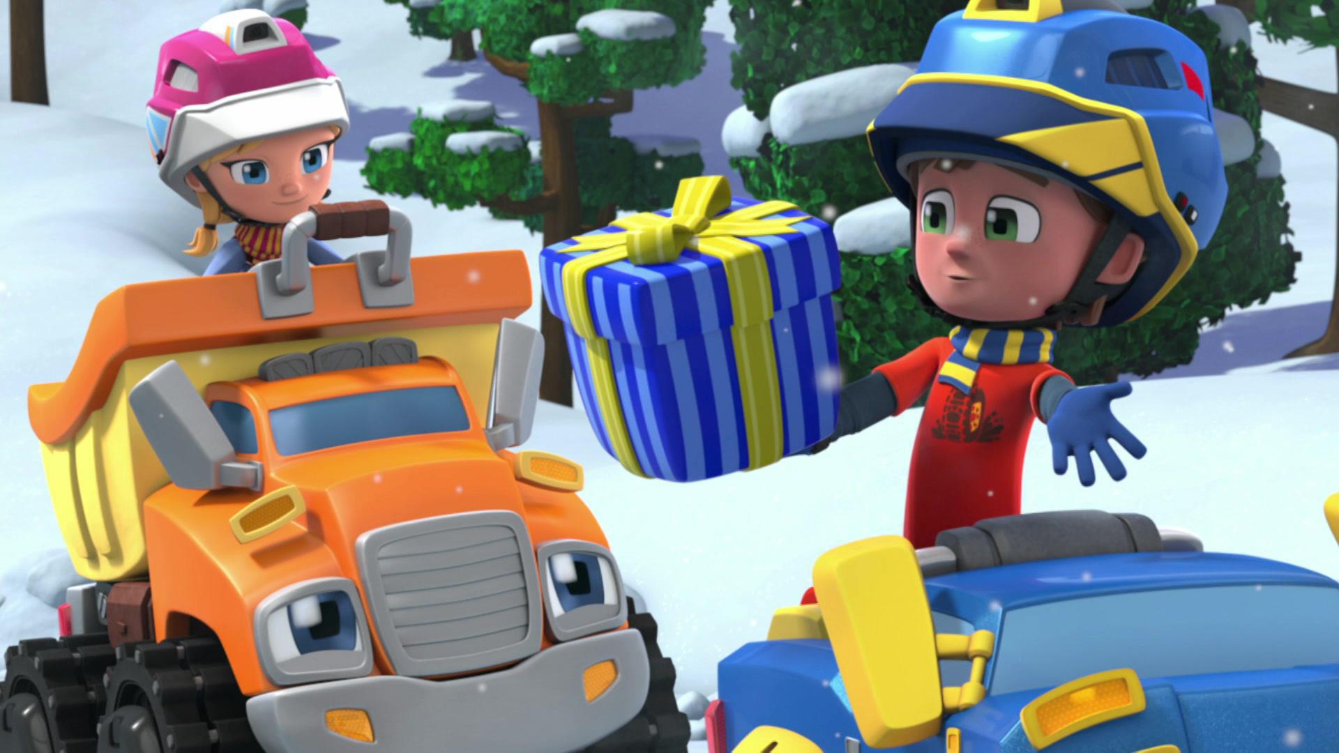 (°) Der Schneemobil-Truck | Folge 26