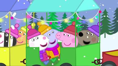 Peppa Pig - Auf Dem Weihnachtsmarkt