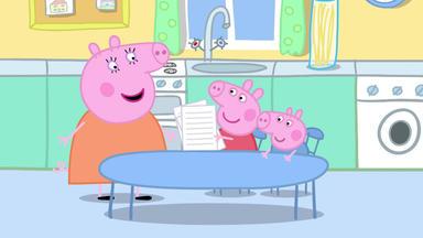 Peppa Pig - Papierflieger