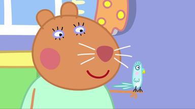Peppa Pig - Dr. Hamsters Schildkröte