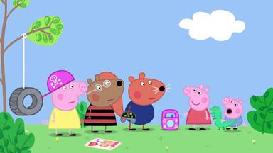 Peppa Pig - Chloes Große Freunde