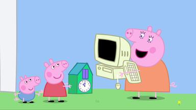 Peppa Pig - Der Computer Von Opa Wutz