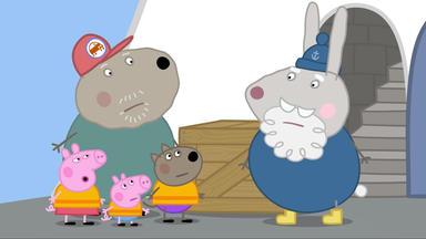 Peppa Pig - Opi Mümmels Leuchtturm