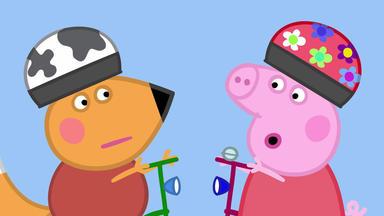 Peppa Pig - Der Laster Von Herrn Fuchs