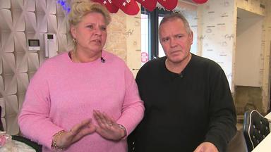 Die Wollnys - Eine Schrecklich Große Familie! - Estefania Und Peter Im Prüfungsstress