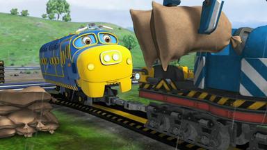 Chuggington - Die Loks Sind Los! - Schienenverleger Bastian