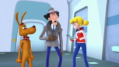 Inspector Gadget - Eine Explosive Pizza \/ Das Mad-agenten-treffen