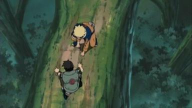 Naruto - Ein Rätsel Wird Gelöst