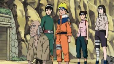 Naruto - Ein Erster Schritt