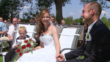 4 Hochzeiten Und Eine Traumreise - Tag 1: Andrea Und Christian, Altrip
