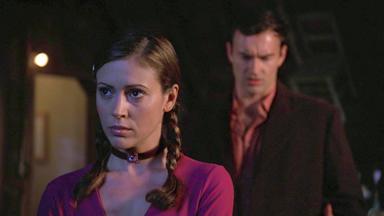 Charmed - Zauberhafte Hexen - Schwarz Wie Der Teufel