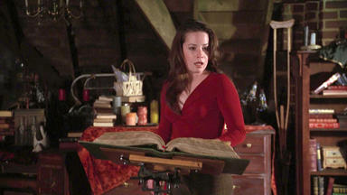 Charmed - Zauberhafte Hexen - Das Schwarze Nichts