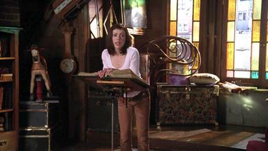 Charmed - Zauberhafte Hexen - Die Frage Aller Fragen