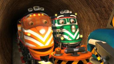 Chuggington - Die Loks Sind Los! - Der Tootington-tunnel