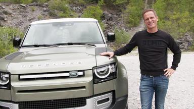 Grip - Das Motormagazin - Land Rover Defender - Alt Vs. Neu