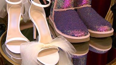 Zwischen Tüll Und Tränen - Shoes First!